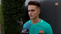 """Denis Suárez: """"El partido del Celta será especial para mi"""""""