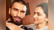 VIDEO Ranveer Singh STOLE Deepika Padukone's SKIRT, Drama at GQ Awards 2016