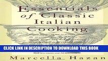 [PDF] Essentials of Classic Italian Cooking Popular Colection