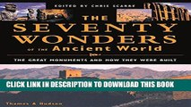Collection Book Seventy Wonders of the Ancient World: The Great Monuments And How They Were Built