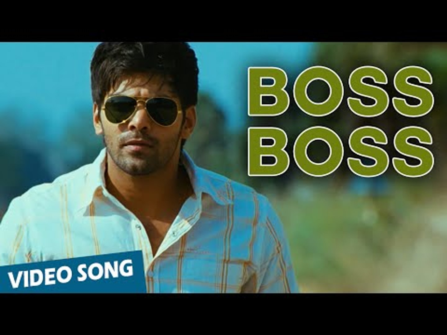 Boss Boss Official Video Song | Boss (a) Baskaran | Arya | Nayantara | Yuvan Shankar Raja