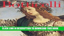 Collection Book Botticelli: From Lorenzo the Magnificent to Savonarola