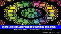 Read Now Creative coloring mandalas Peace and Relaxation Vol ...