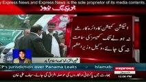 Yahan tum larhne aaye ho- Heated debate between Chief Election Commissioner & Imran Khan's Lawyer during proceedings