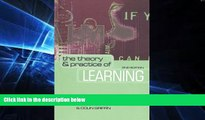 Big Deals  The Theory and Practice of Learning (National Health Informatics Collection)  Best