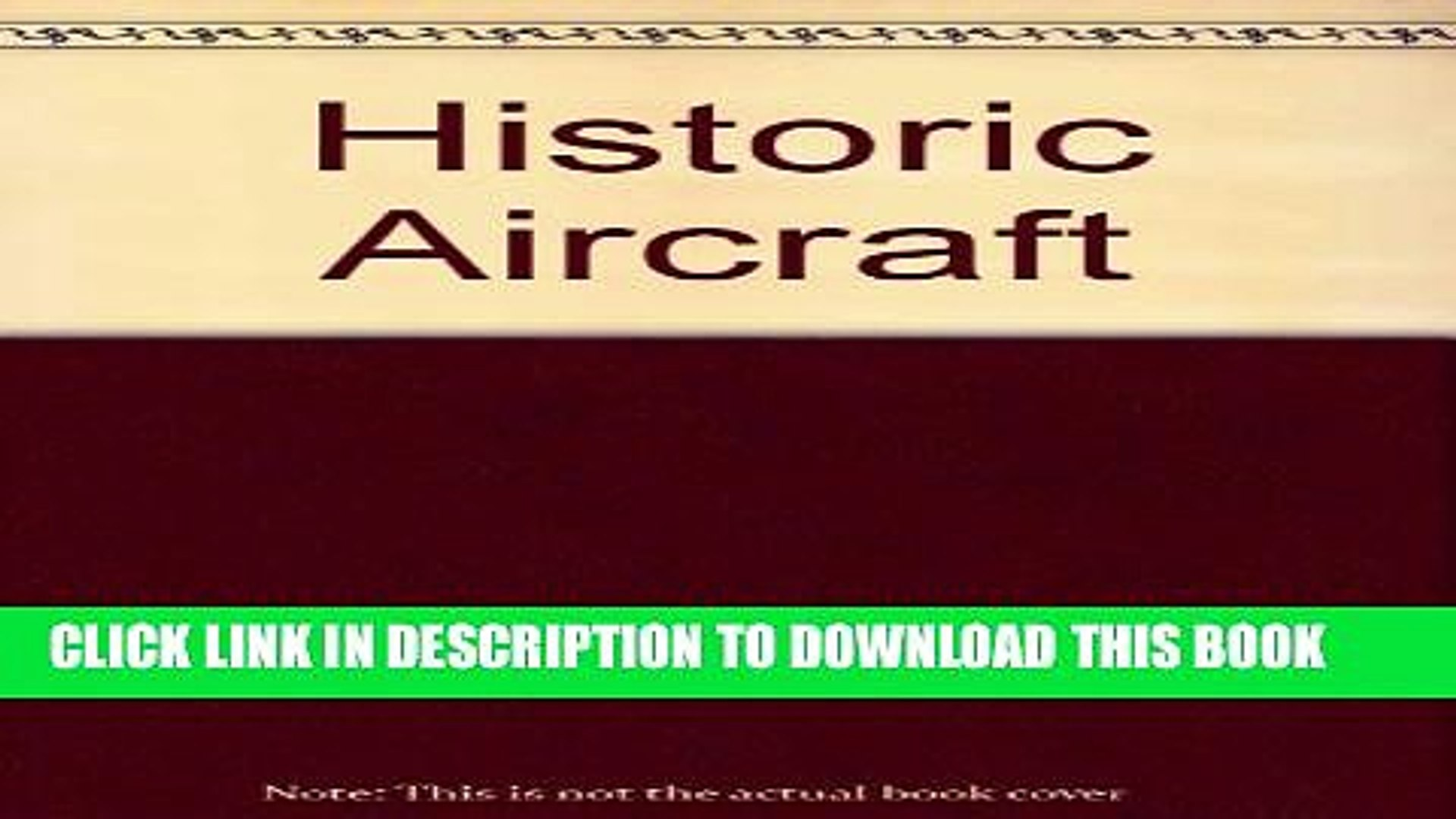 [PDF] Historic Aircraft: Collections of Famous and Unusual Aircraft Around the World Popular Online