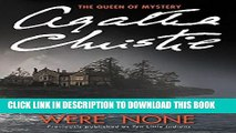 [PDF] And Then There Were None Full Online[PDF] And Then There Were None Popular Online[PDF] And