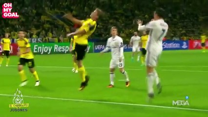 Cristiano Ronaldo Confirms Offside With Cameraman
