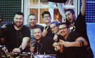 TOM45 b2b neeVald b2b Maxx b2b mr Fun / Klub FM Live 21.09.2016