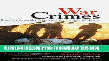 [PDF] War Crimes:: Brutality, Genocide, Terror, and the Struggle for Justice Popular Collection