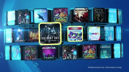PlayStation Plus - Trailer line-up octobre 2016 de