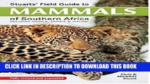 Collection Book Stuarts  Field Guide to Mammals of Southern Africa
