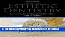 [PDF] Smile Design Integrating Esthetics and Function: Essentials in Esthetic Dentistry, 1e