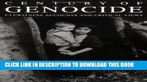 [PDF] Century of Genocide: Eyewitness Accounts and Critical Views (Garland Reference Library of