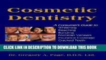New Book Dentistry Consumers Guide. Cosmetic Dentistry: Teeth Whitening,Bleeching, Bonding,