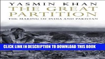 [PDF] The Great Partition: The Making of India and Pakistan Full Online