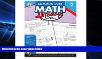 Big Deals  Carson Dellosa Common Core 4 Today Workbook, Math, Grade 2, 96 Pages (CDP104591)  Best