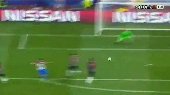 1-0 Yannick Carrasco Goal HD - Atletico Madrid 1-0 Bayern München 28.09.2016 HD