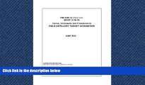 For you Field Manual FM 3-09.12 (FM 6-121) MCRP 3-16.1A Tactics, Techniques, and Procedures for