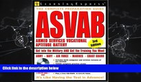 Enjoyed Read ASVAB: Armed Services Vocational Aptitude Battery (Armed Services Vocational Aptitude