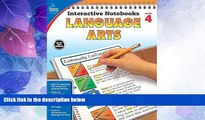 Big Deals  Language Arts, Grade 4 (Interactive Notebooks)  Free Full Read Best Seller