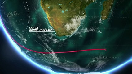 TEASER VendeeGlobe - FaceOcean 360°