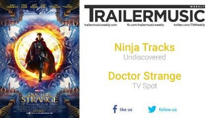 Doctor Strange - TV Spot Exclusive Music (Ninja Tracks - Undiscovered)