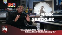 Hank Shocklee - We Need More Artists To Talk About Things That Effect Them (247HH Exclusive) (247HH Exclusive)