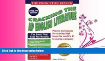 read here  Cracking the AP English Literature 1998-99 Edition (Cracking the Ap English
