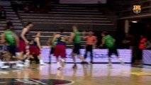 [HIGHLIGHTS] BASKET (Lliga catalana): FC Barcelona Lassa – Divina Seguros Joventut (78-52)