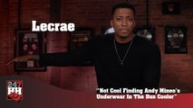 Lecrae - Not Cool Finding Andy Mineo's Underwear In The Bus Cooler (247HH Wild Tour Stories) (247HH Wild Tour Stories)