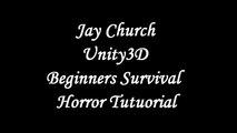 Unity3D Survival Horror Lesson 95 Pause Menu GUI Continued