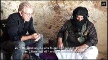 """Al Nosra: """"Daesh travaille avec la CIA"""" et """"nous avec les USA, Israël, Qatar, Turquie"""""""