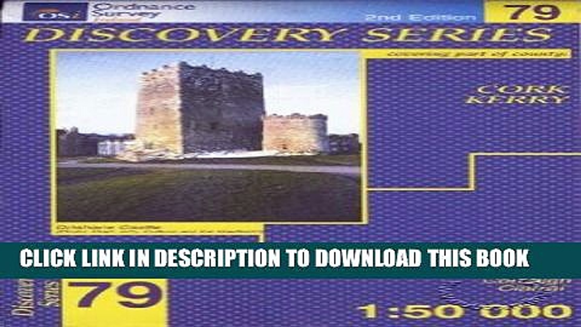 [PDF] D79 Cork, Kerry (Discovery Maps) (Irish Discovery Series) Popular Colection