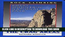 [New] Rock Climbing Rocky Mountain National Park: The Crag Areas Exclusive Online