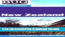 [New] BUG New Zealand: The backpackers ultimate guide (Backpackers  Ultimate Guidebook: New