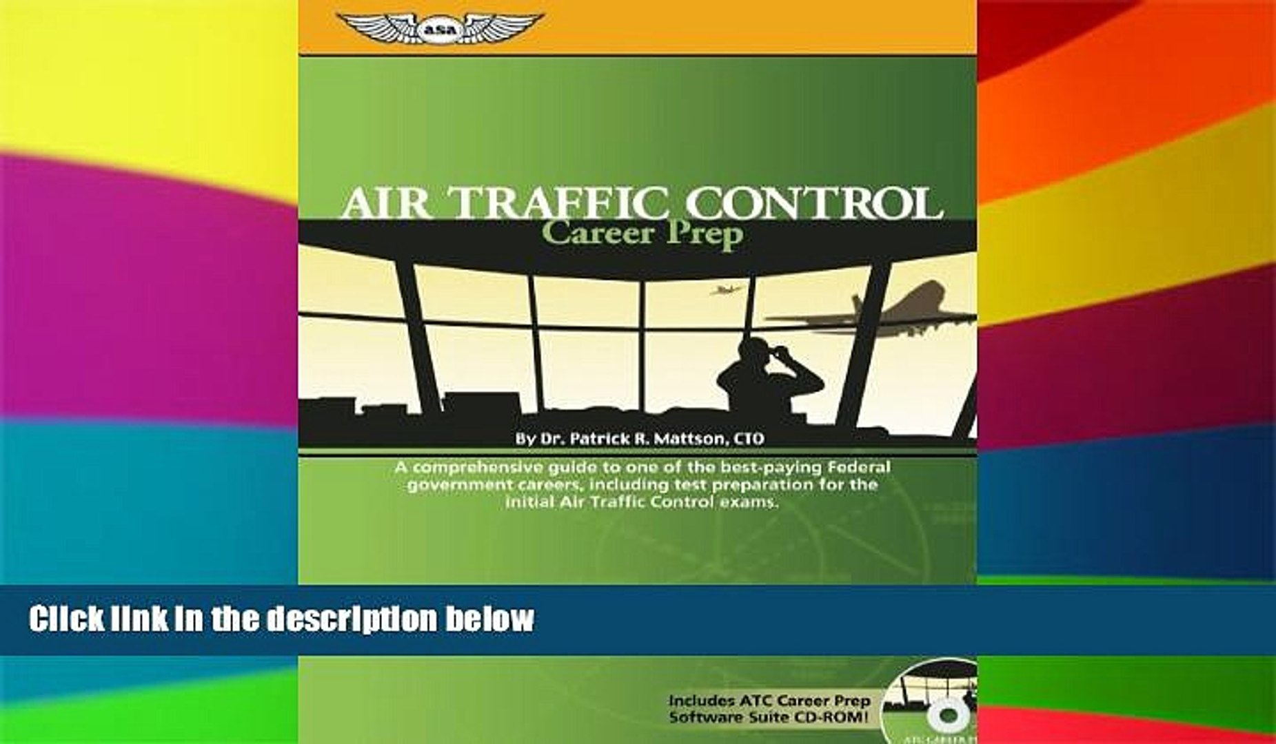 Must Have Pdf Air Traffic Control Career Prep A Comprehensive Guide To One Of The Best Paying Video Dailymotion