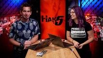 DerbyCon 6.0 2016: Hack My Derby Contest - Hak5 2105