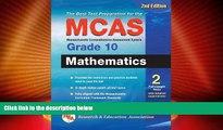 Big Deals  MCAS Mathematics Grade 10 (Massachusetts MCAS Test Preparation)  Free Full Read Best