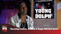 Young Dolph - Recording Features, We Made A Banger With Rico Richie (247HH Wild Tour Stories) (247HH Wild Tour Stories)