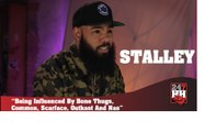Stalley - Being Influenced By Bone Thugs, Common, Scarface, Outkast And Nas (247HH Exclusive) (247HH Exclusive)