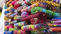Le pagne africain: petit nom, gros succès et grandes ambitions