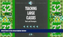 Must Have PDF  Teaching Large Classes: Tools and Strategies (Survival Skills for Scholars)  Free