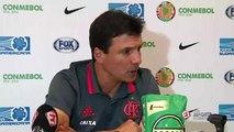 Zé Ricardo comenta o insucesso do Flamengo nos mata-matas em 2016