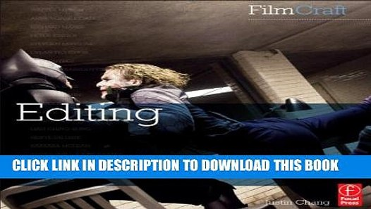 [PDF] FilmCraft: Editing Full Collection