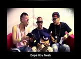 Ludacris Interview in China, Chinese Rapper 'HipHop Toad' spittin rhymes in front of Luda