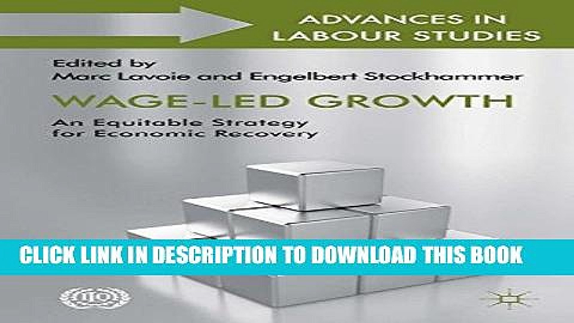 [PDF] Wage-Led Growth: An Equitable Strategy for Economic Recovery Popular Online