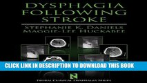 Collection Book Dysphagia Following Stroke (Clinical Dysphagia)