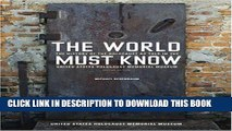 [PDF] The World Must Know: The History of the Holocaust as Told in the United States Holocaust