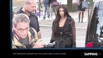 Kim Kardashian agressée par Vitalii Sediuk à Paris, les images chocs